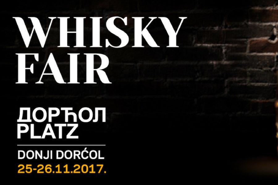 Drugi Viski sajam, Whisky Fair 2, 19. i 20. novembra 2017. godine