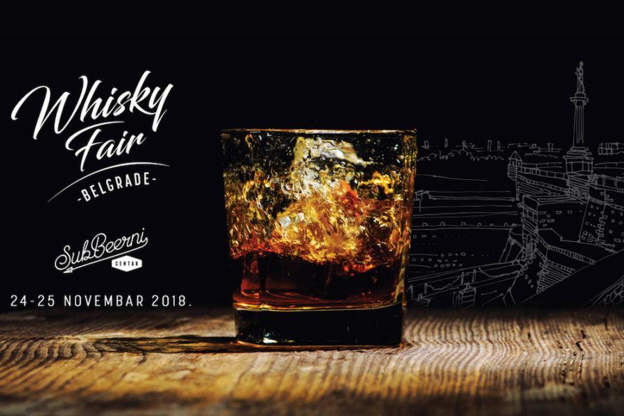 Svi brendovi viskija na predstojećem Whisky Fair Belgrade 3.0