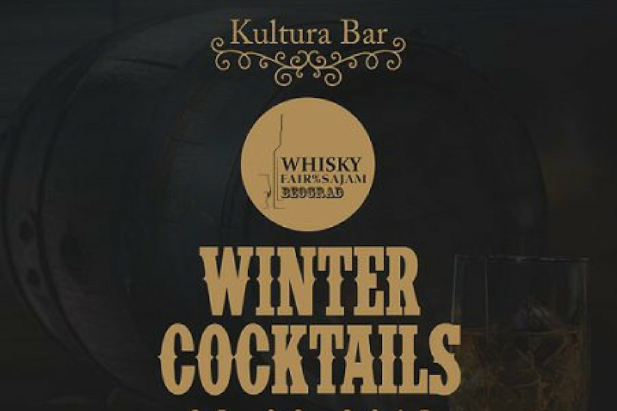 "Kultura Bar ""Winter Cocktails"""