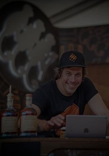 The world's loudest whisky tasting brought to you by Monkey Shoulder