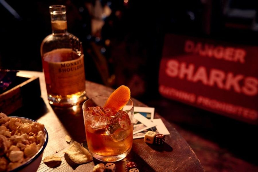 Monkey Shoulder Premium Blended Malt Scotch Whisky na trećem Viski sajmu