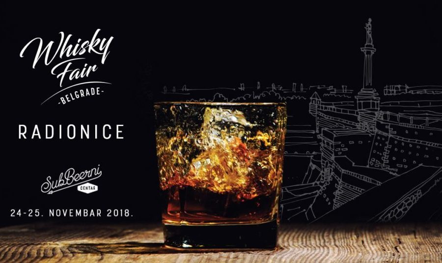 Viski radionice na Whisky Fair Belgrade 3.0
