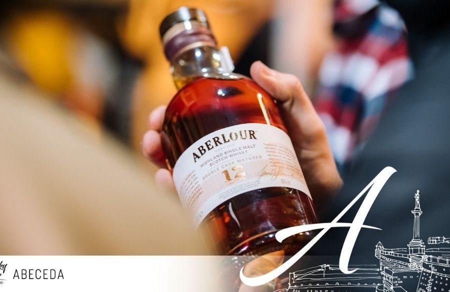 5 brendova na slovo A – Whisky Fair Abeceda