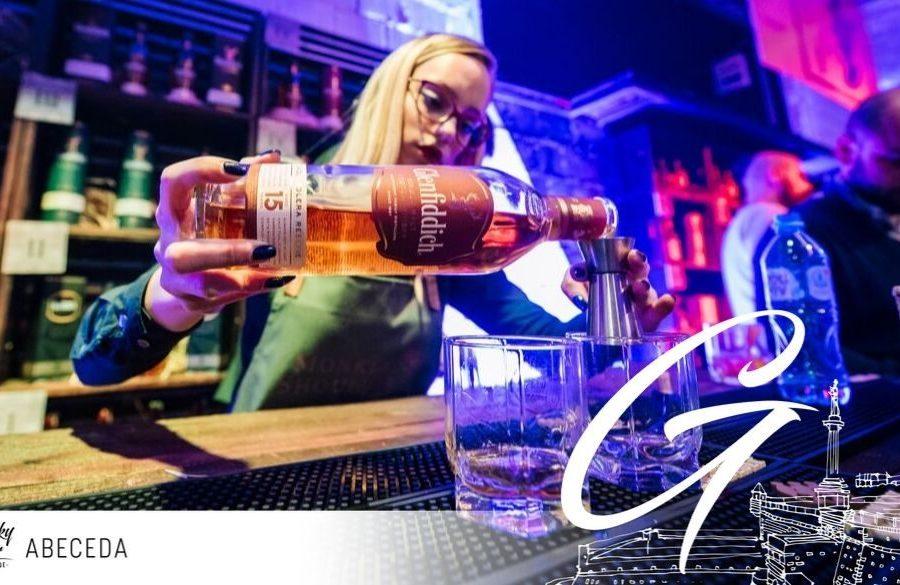 4 brenda na slovo G – Whisky Fair Abeceda