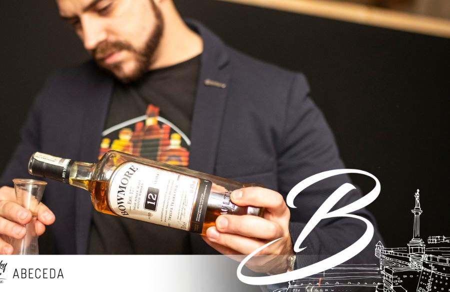 5 brendova na slovo B – Whisky Fair Abeceda
