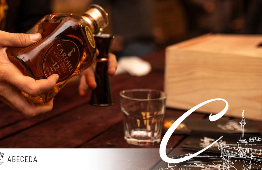 7 brendova na slovo C – Whisky Fair Abeceda