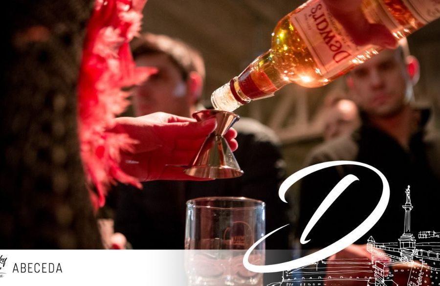 3 brenda na slovo D – Whisky Fair Abeceda