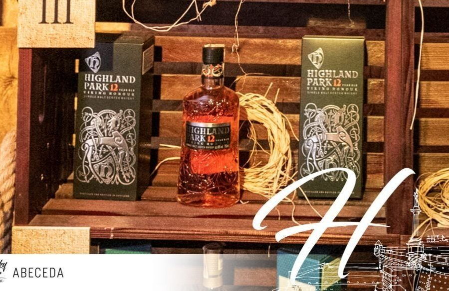 1 brend na slovo H – Whisky Fair Abeceda
