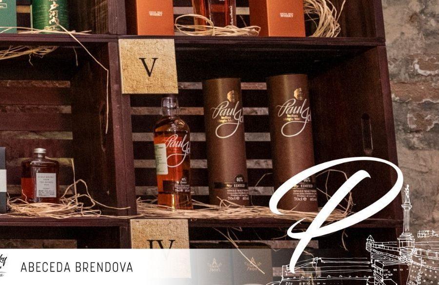 1 brend na slovo P – Whisky Fair Abeceda