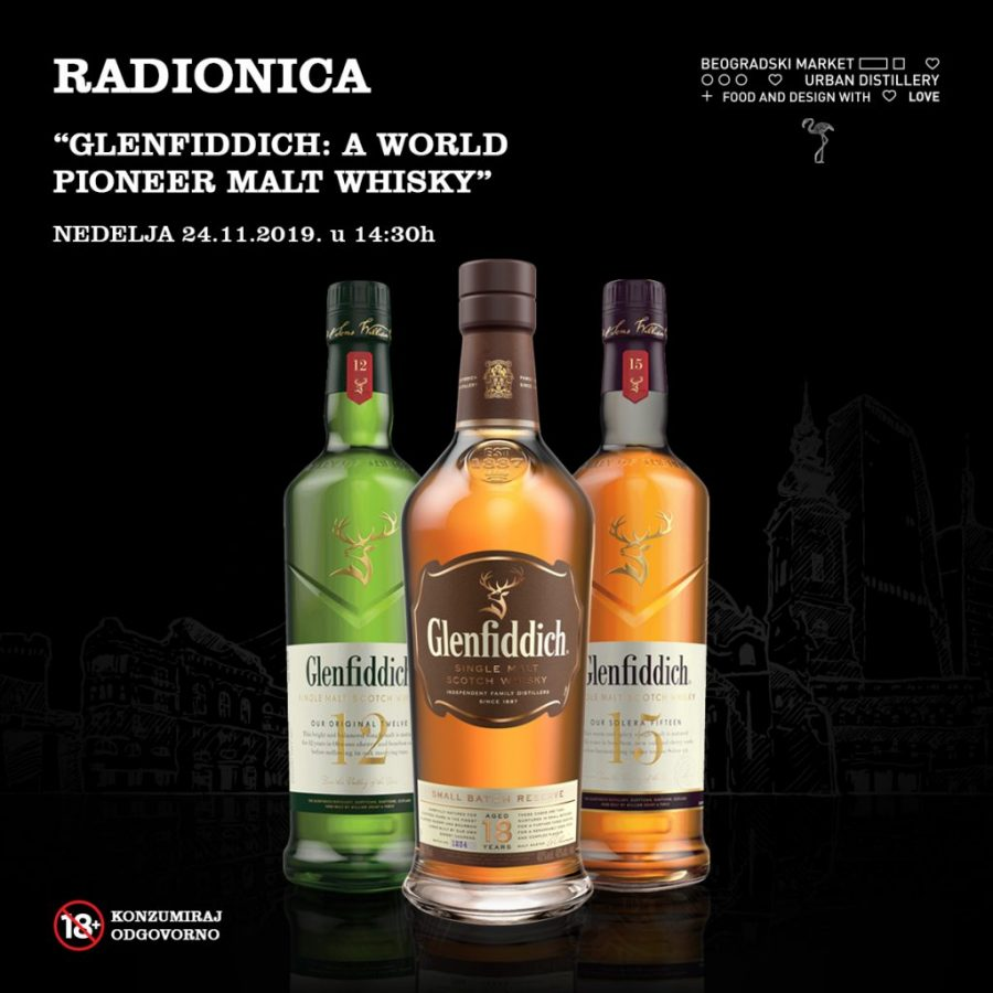 FB post 1200x1200px - Glenfiddich - radionice